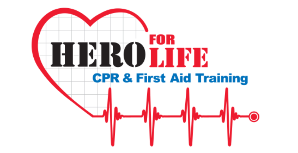 Hero For Life Cpr First Aid Training